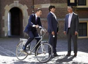 halbe fiets