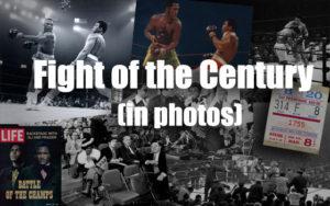 gevecht van de eeuw