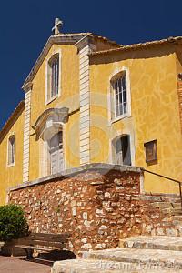 kerk Roussilon